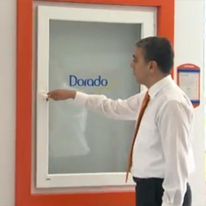 Dorado Gold - Çift Açılım Pencere